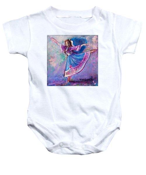 Ballerina Baby Onesie