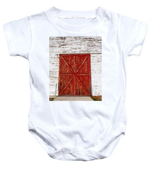 Barn Door Baby Onesie