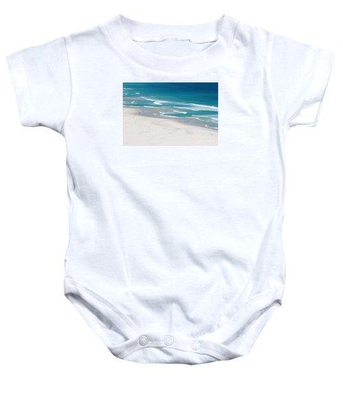 Beachscape Baby Onesie