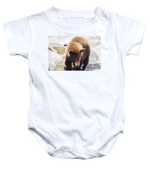 Bear Cub Baby Onesie