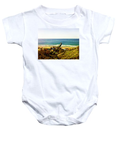 Birch Aquarium At La Jolla Baby Onesie
