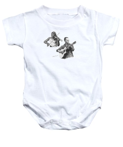 Boyd And Dave Baby Onesie
