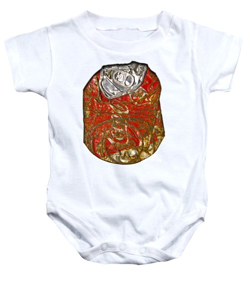Can Not Anymore-front Baby Onesie
