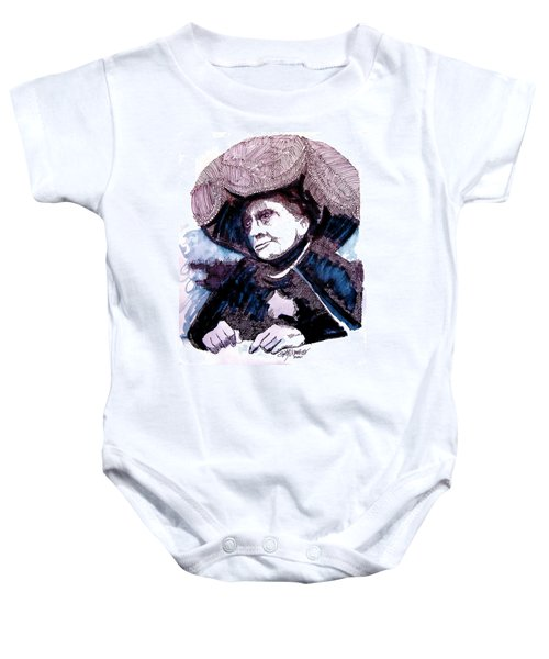 Carnak Tribute To Johnny Carson Baby Onesie