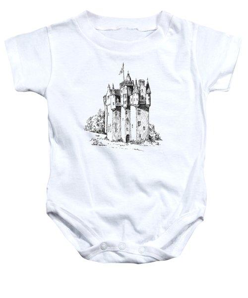 Castle Baby Onesie