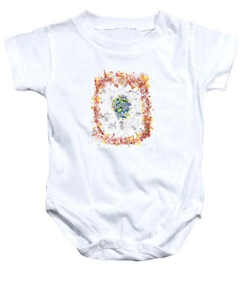 Cellular Generation Baby Onesie