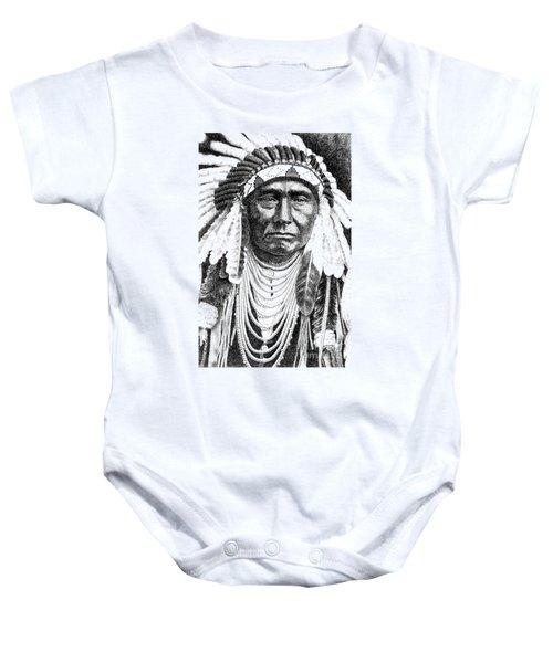 Chief-joseph Baby Onesie