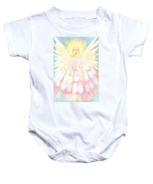 Choiring Angel Baby Onesie