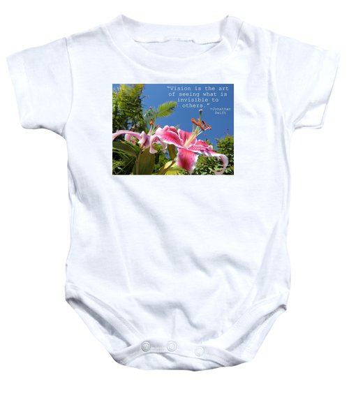 Choose Your Quote Choose Your Picture 19 Baby Onesie