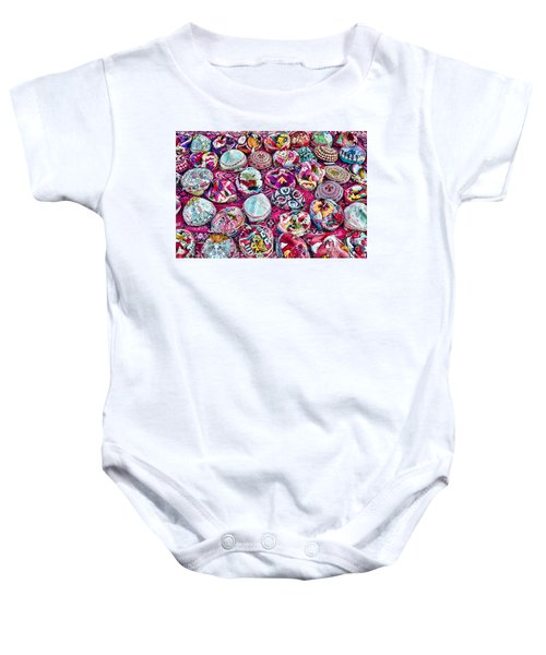 Colorful... Baby Onesie