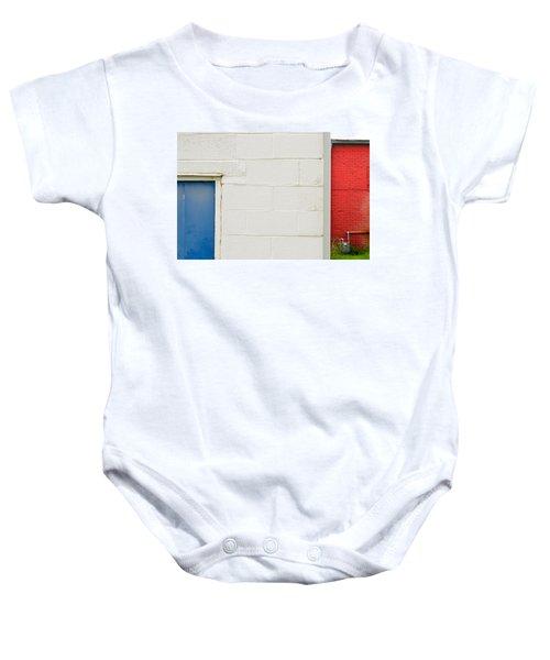 Colors Baby Onesie