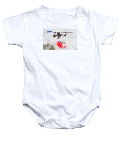 Cool Runnings Baby Onesie