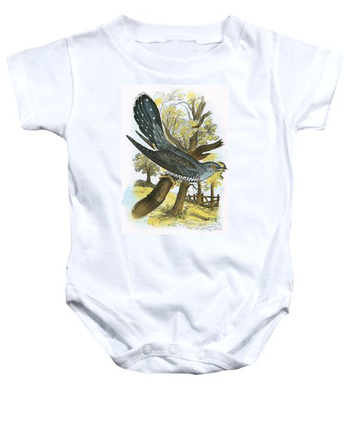 Cuckoo Baby Onesie by English School