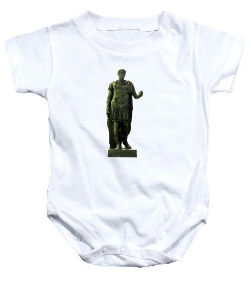 Dictator Julius Caesar Baby Onesie