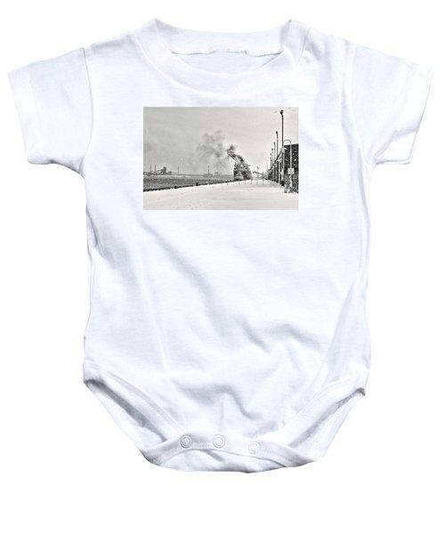 Dockyard Baby Onesie