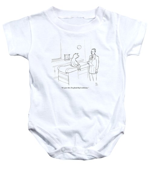 Doctor To Pig Baby Onesie
