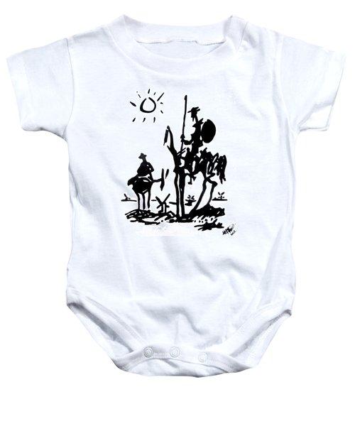 Don Quixote Baby Onesie