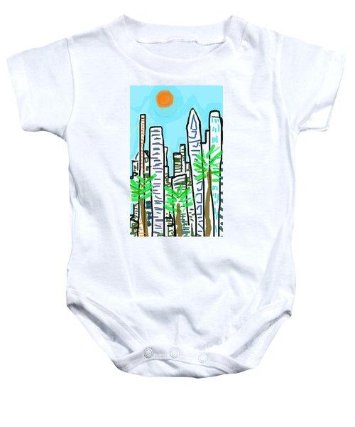 Downtown Baby Onesie