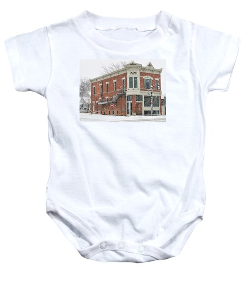 Downtown Whitehouse  7031 Baby Onesie