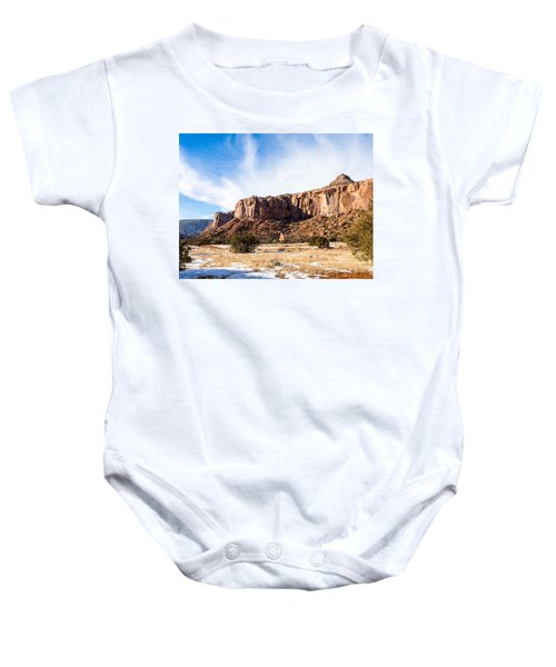 Escalante Canyon Baby Onesie