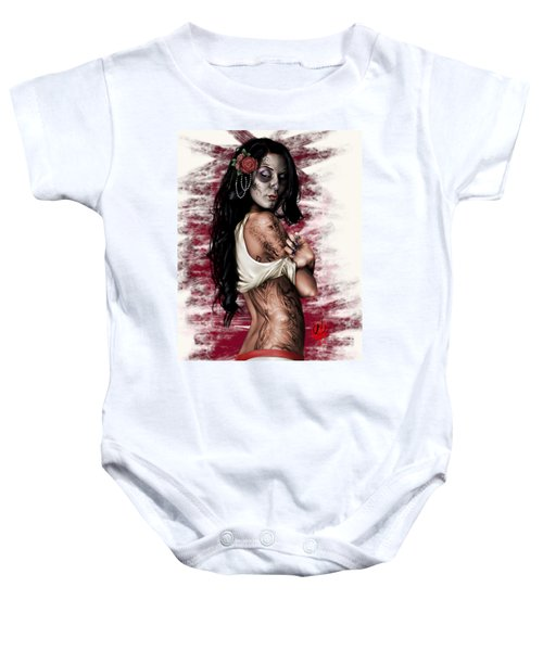 Esperanza Viva Baby Onesie