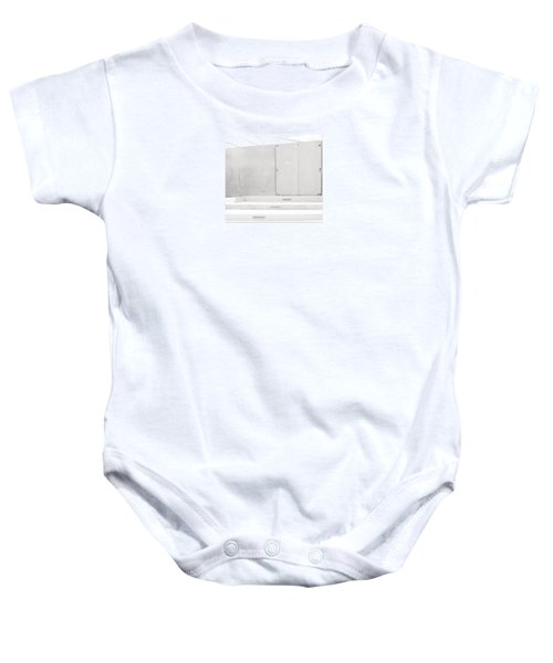 Exit Only Baby Onesie