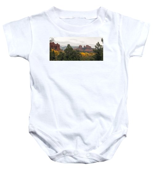 Fall Color Sedona 0495 Baby Onesie
