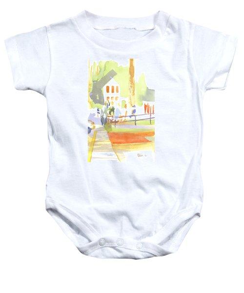Farmers Market II  Baby Onesie