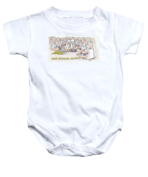 Feral Coots Favorite Meal Baby Onesie