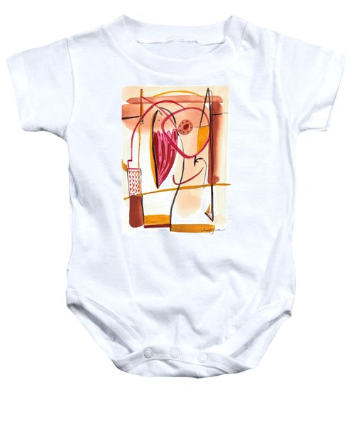 From Within 1 Baby Onesie