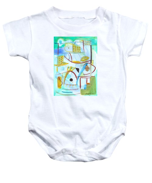 From Within 2 Baby Onesie