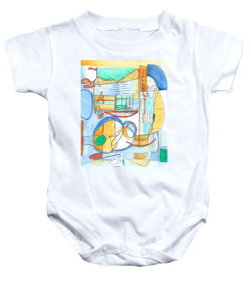 From Within 6 Baby Onesie