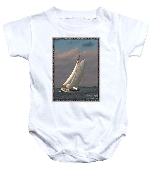 Full Sail Baby Onesie