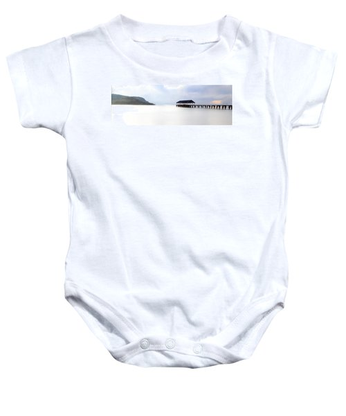 Ghosts Of Hanalei Baby Onesie