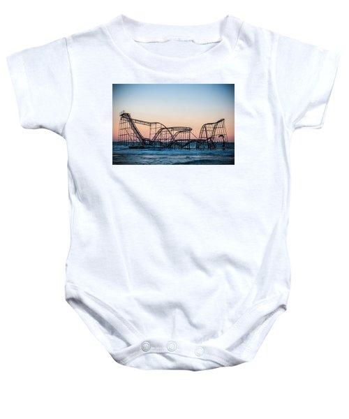 Giant Of The Sea Baby Onesie