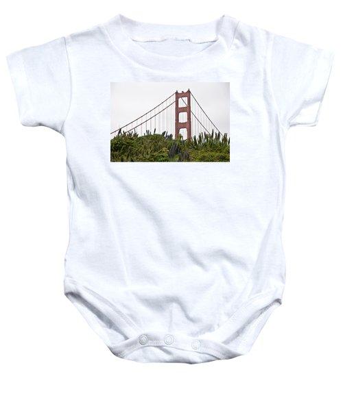 Golden Gate Bridge 1 Baby Onesie