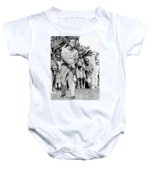 Golfer Arnold Palmer Baby Onesie
