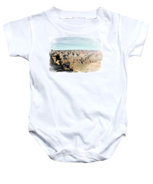 Grand Canyon Softness Baby Onesie