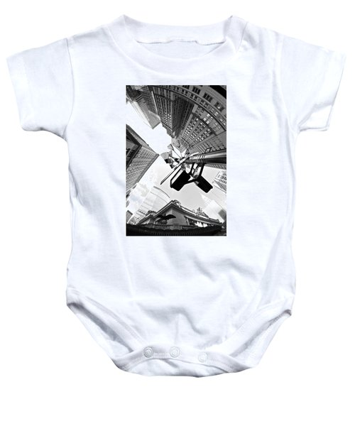 Grand Central America Baby Onesie
