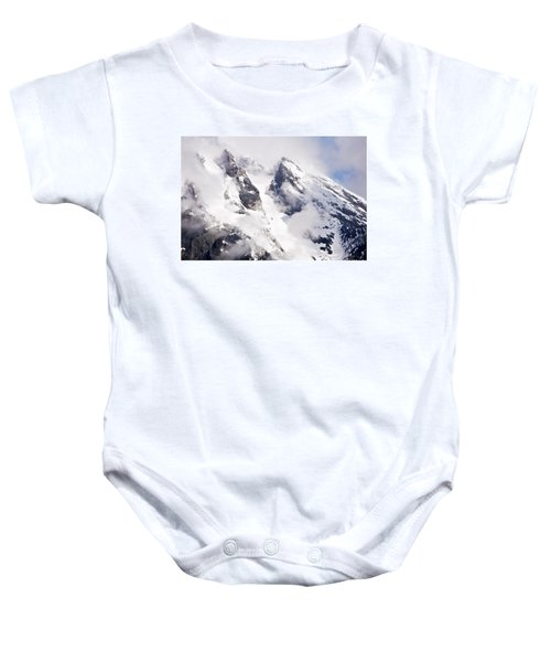 Grand Teton Glacier Baby Onesie