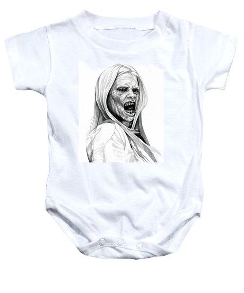 Grimm Hexenbiest Baby Onesie