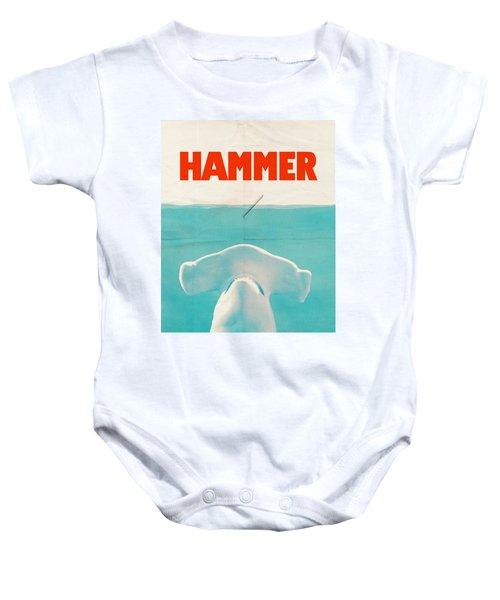 Hammer Baby Onesie