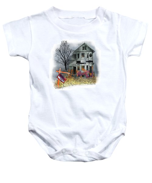 Handyman's Special Baby Onesie
