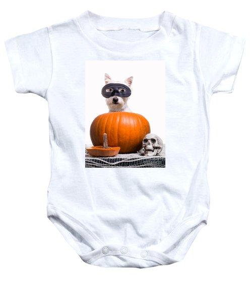 Happy Halloween Baby Onesie