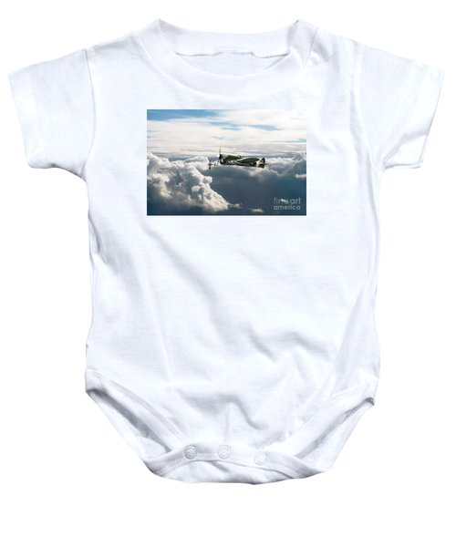 Hawker Typhoons Baby Onesie