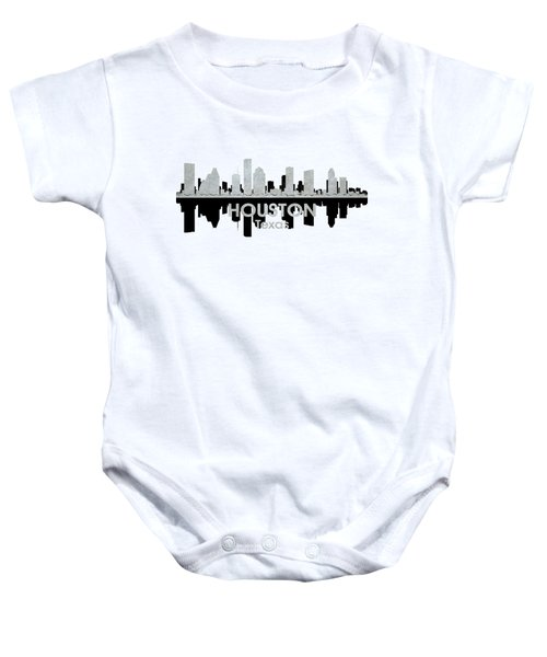Houston Tx 4 Baby Onesie
