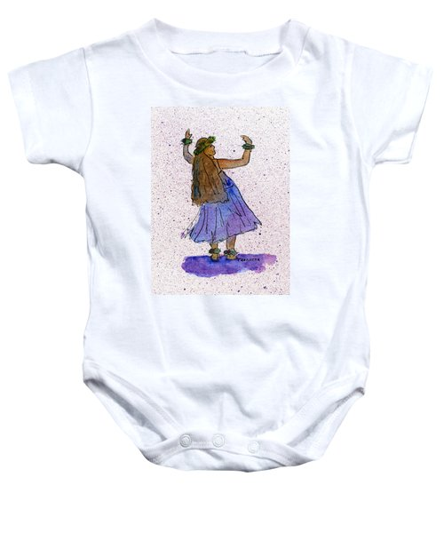 Hula Series Malia Baby Onesie