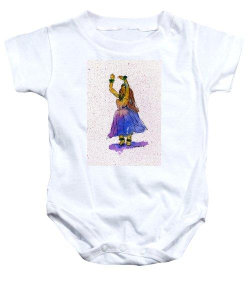 Hula Series Melika Baby Onesie