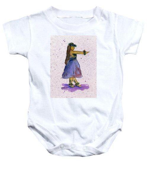 Hula Series Nakine Baby Onesie