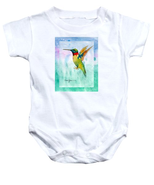 Da202 Hummer Dreams Revisited By Daniel Adams Baby Onesie